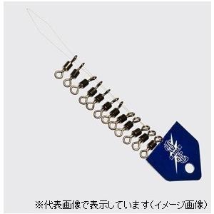 ゴールデンミーン 雷電(ライデン) ローリングスイベル 6号|casting