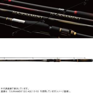 ダイワ トーナメント磯(ISO) AGS 2−53HR 【np194rod】|casting