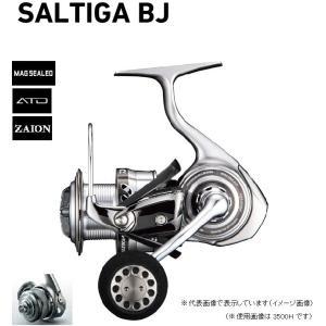 ダイワ(Daiwa) 17 ソルティガ BJ(スピニングモデル) 3500H スピニングリール 【n...