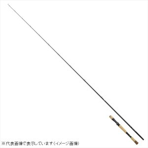 標準全長:2.16m 継数:2本(グリップジョイント) 仕舞寸法:186cm 標準自重:120g 先...