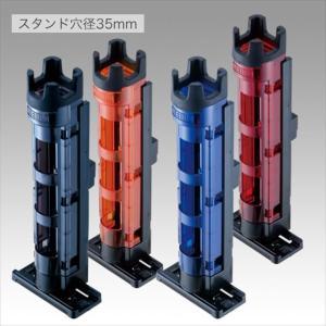 明邦化学工業 ロッドスタンドBM-250Light Cオレンジ×ブラック|casting