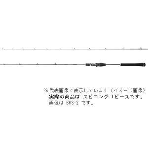 シマノ オシアジガー LJ S65−0/FS (スピニング 1ピース) casting