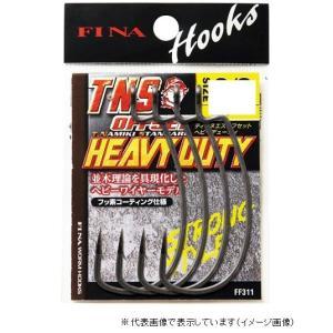 ハヤブサ FINA(フィナ)FF311 TNSオフセット HD(ヘビーデューティー) 4/0|casting