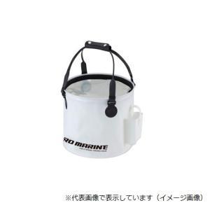 プロマリン AEP050 EVA活かしバケツ 30cm ホワイト|casting
