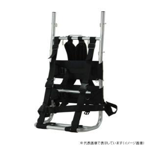 プロマリン LEH404 アルミ背負子 M|casting