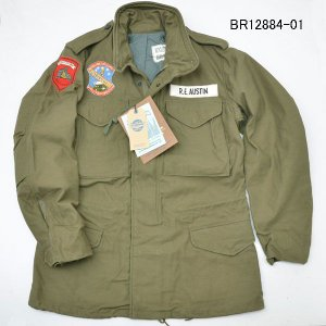 """Buzz Ricksons バズリクソンズ BR12884-01 M-65 PATCH 281st Assault Helicopter Company""""Wolf Pac""""38(M)"""