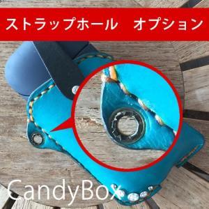 iQOSケース CandyBox専用ストラップホールオプション catcase