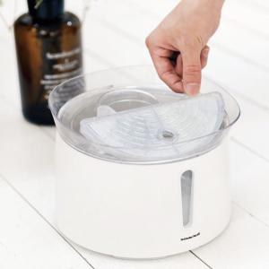 猫&犬用 毎日きれいな水飲み器 アクアメビウス自動給水器用 交換用フィルター3個入 日本メーカー安心...