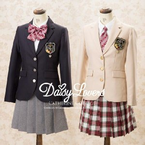 デイジーラバーズスーツ6点セット 150 160 165  女の子 ガールズスーツ 卒業式 入学式 なんちゃって制服   FRSP TAK catherine