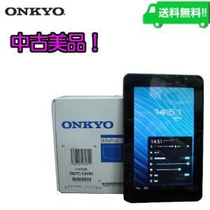 【ONKYO TA07C-C41R1】【送料無料】【ノートパソコン】【中古】|catnet-store