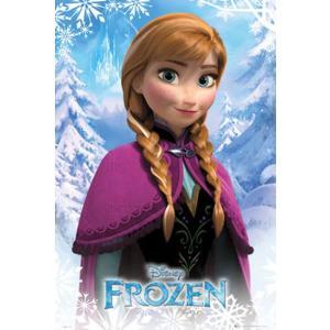アナと雪の女王 アナ ポスター|catstyle