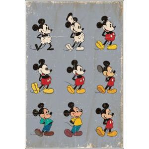 ミッキーマウス/エボリューション ポスター|catstyle