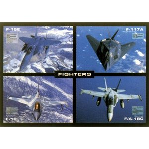 戦闘機 ポスター|catstyle