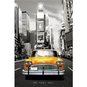 ニューヨークタクシーNo.1 ポスター|catstyle