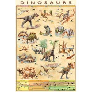 恐竜 ポスター|catstyle