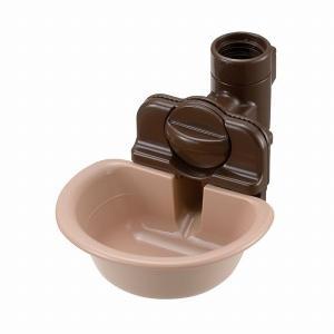 【宅配便配送】リッチェル ウォーターディッシュ S ブラウン cattery-branche