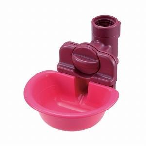【宅配便配送】リッチェル ウォーターディッシュ S ピンク cattery-branche