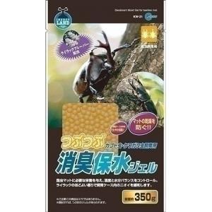 マルカン つぶつぶ消臭保水ジェル 350g|cattery-branche