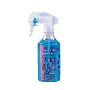 【宅配便配送】常陸化工 プロの消臭剤 無香料 250ml|cattery-branche