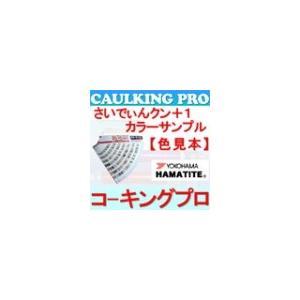 【色見本】ハマタイト SC-SD1 NB (旧名:さいでぃんクン+1) カラーサンプル|caulking-pro