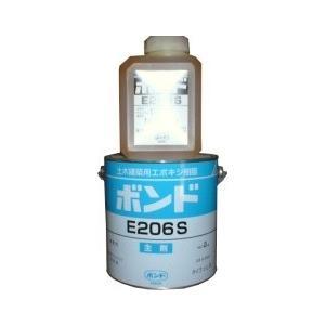 コニシボンド E206:15kgセット(主剤:10kg,硬化剤:5kg)  E206は、建築補修用注...