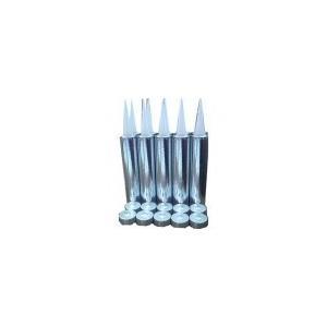 コーキングガン用 汎用 空カートリッジ容器(紙製)330ml×200本|caulking-pro