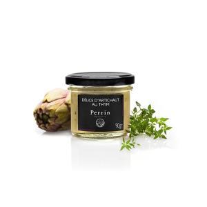 <メゾン・ペラン>タイム入りアーティチョークのペースト Maison Perrin フランスより独占直輸入|causette