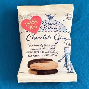 チョコレートジンジャー(2枚入り)1ケース(30袋)賞味期限2020年3月29日