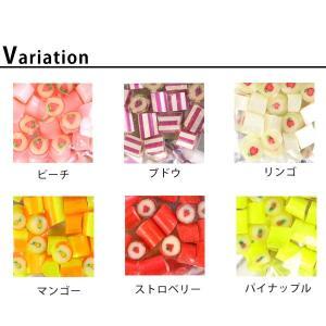 2袋までネコポス選択したら送料無料※条件付き パパブブレ papabubble 選べる13種類 パウチタイプ 40g フルーツ キャンディー cavatina 02