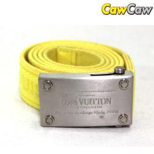 ルイヴィトン LOUIS VUITTON ベルト サンチュール ベンガル M9700|cawcaw