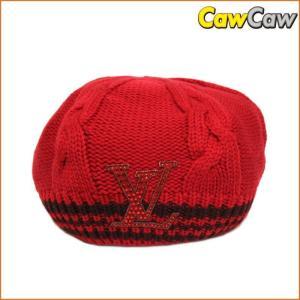 ルイヴィトン LOUIS VUITTON ベレー帽 M72707  ベレ コロンビア ルージュ|cawcaw