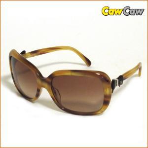 シャネル CHANEL サングラス ココマーク リボンモチーフ グラデーション ブラウン 5171-A|cawcaw