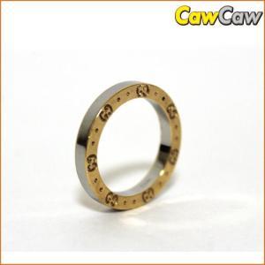 グッチ アイコンリング 指輪 13号 GG GUCCI|cawcaw