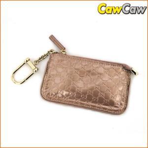 グッチ GUCCI 財布 コインケース キーリング付き マイクログッチシマ 233183|cawcaw