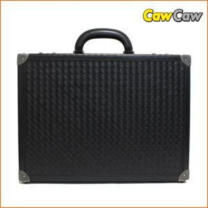 ボッテガヴェネタ イントレチャート アタッシュケース メンズ 140064 V4651 1000  BOTTEGA VENETA|cawcaw