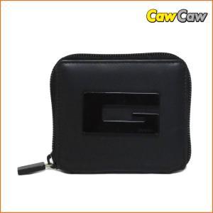 グッチ Gマーク コンパクト 財布 小銭入れ カード入れ GUCCI|cawcaw