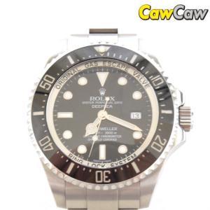 ロレックス 116660 シードゥエラー ディープシー G番 ルーレット ブラック ROLEX|cawcaw