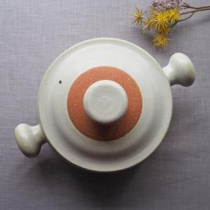 キャセロール 両手鍋 土鍋 3−4人用 耐熱 煮込み鍋 日本製 廣川純【さいえ特別価格】|cayest