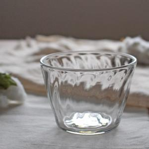 吹きガラス コップ グラス tonari シンプル ガラス食器 吹きガラス 手作り|cayest