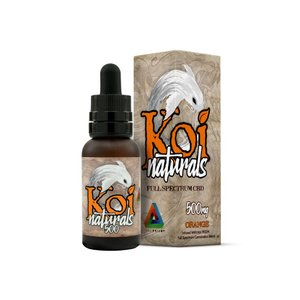 CBDオイル Koi Naturals CBD500mg/30ml Orange オレンジ|cbd-life