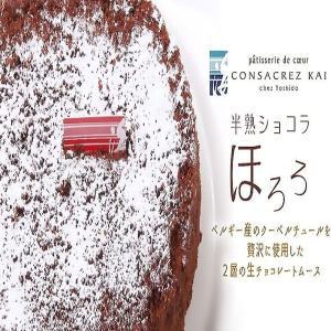 神戸スイーツ 半熟ショコラ ほろろ (要冷凍)