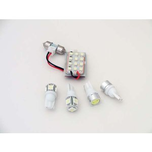 H16〜18年式 三菱 EKアクティブ 適合 LEDルームランプ フルセット H81W|cbparts