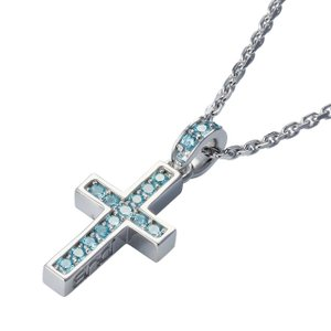 【DUB Collection│ダブコレクション】Rectilinear Cross Necklac...