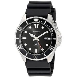 [カシオ]腕時計 ダイバーウォッチ MDV-106-1AV ブラック メンズ 海外モデル [逆輸入] cc2021