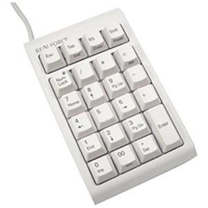 製品型番:WC0100 製品仕様:23キー テンキーPad ホワイト インターフェイス:USB ケー...
