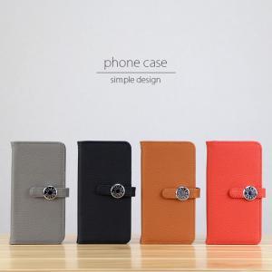 010feecb5e スマホケース iPhone7Plus ケース 手帳型 アイフォン7プラス カバー スマホカバー 横 ベルト付きシンプルデザイン