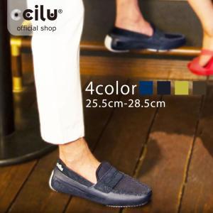 デッキシューズ メンズ チル ccilu-isker zykov カジュアルローファー スリッポン 紐靴 靴 アウトドア|ccilu