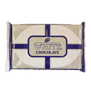 【カカオ分41%】良質なミルクとココアバターを使用したコクのあるホワイトチョコレートです。ケーキやマ...