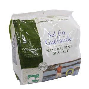 【ゲランドの塩】セル ドゥ ゲランド 微粒塩500g|cckikuya
