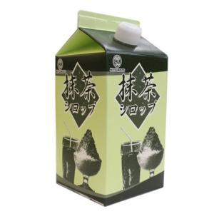 ミツモト 抹茶シロップ 900ml